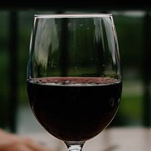 Red Wine By The Glass or Bottle