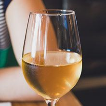 White Wine By The Glass or Bottle